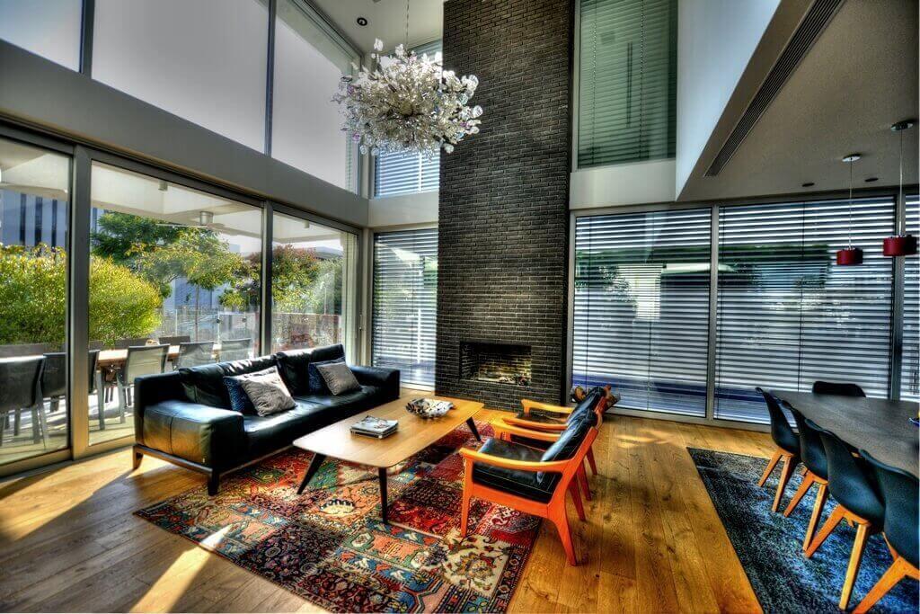 עיצוב פנים דירות מגורים
