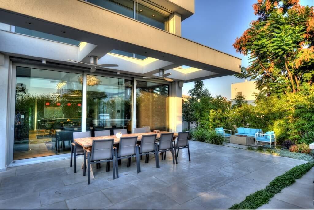 עיצוב בית בסביון