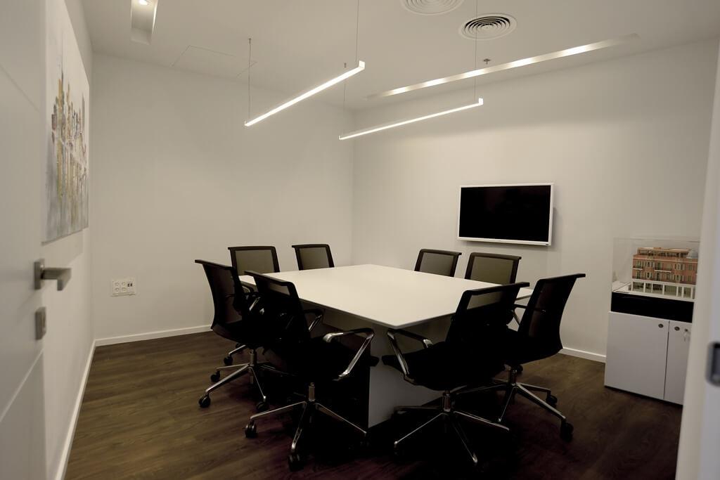 פרוייקט משרדים