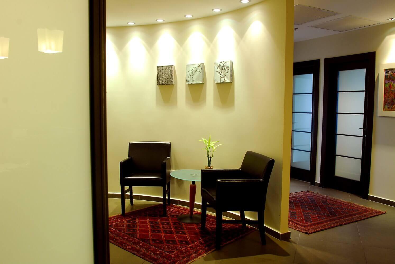 תמונה לעיצוב משרד