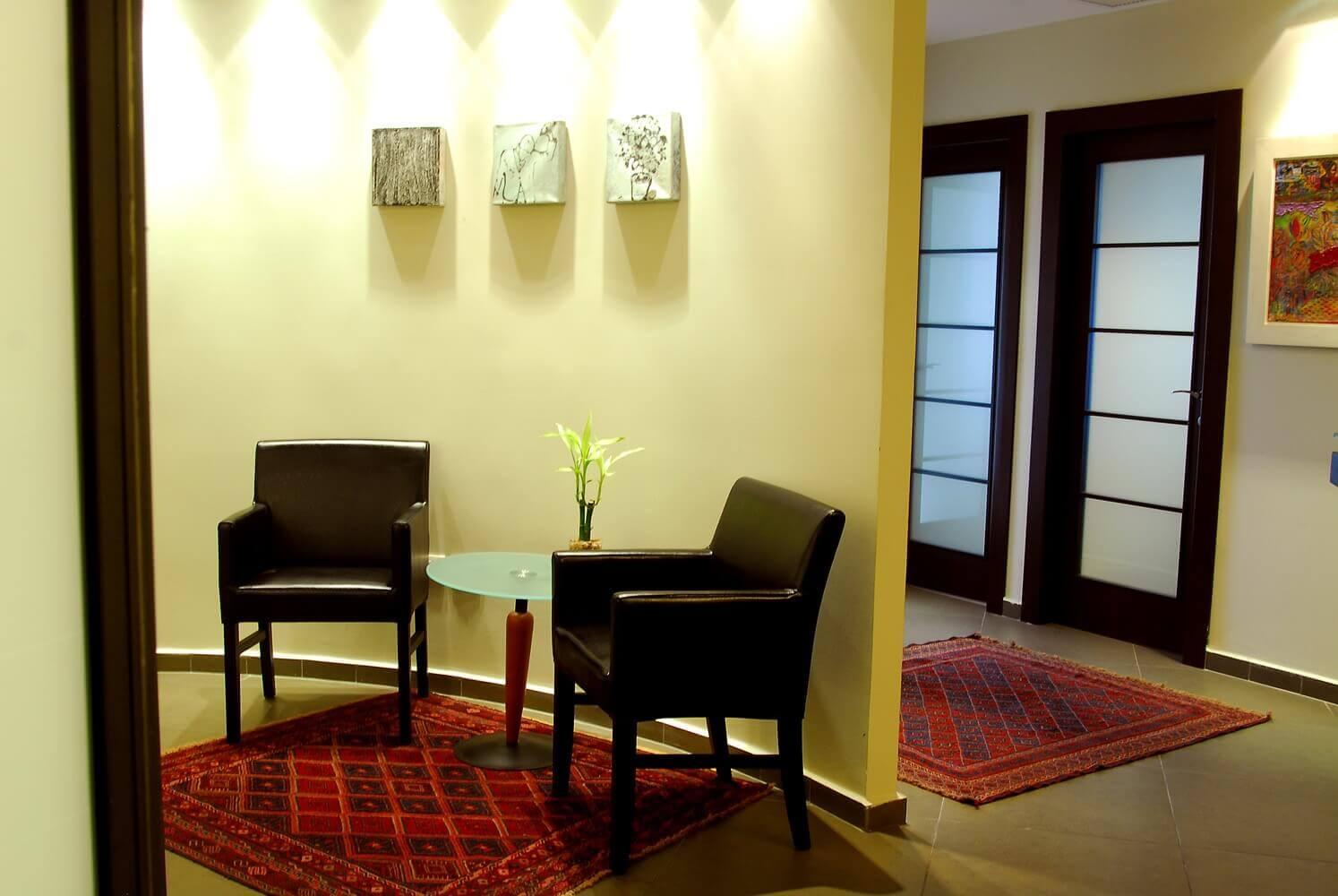 תמונות עיצוב משרד