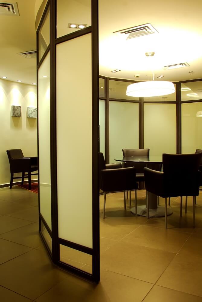עיצוב משרדים מודרני