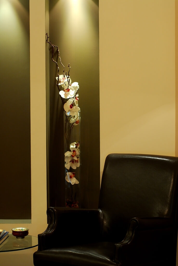 משרד בעיצוב נקי