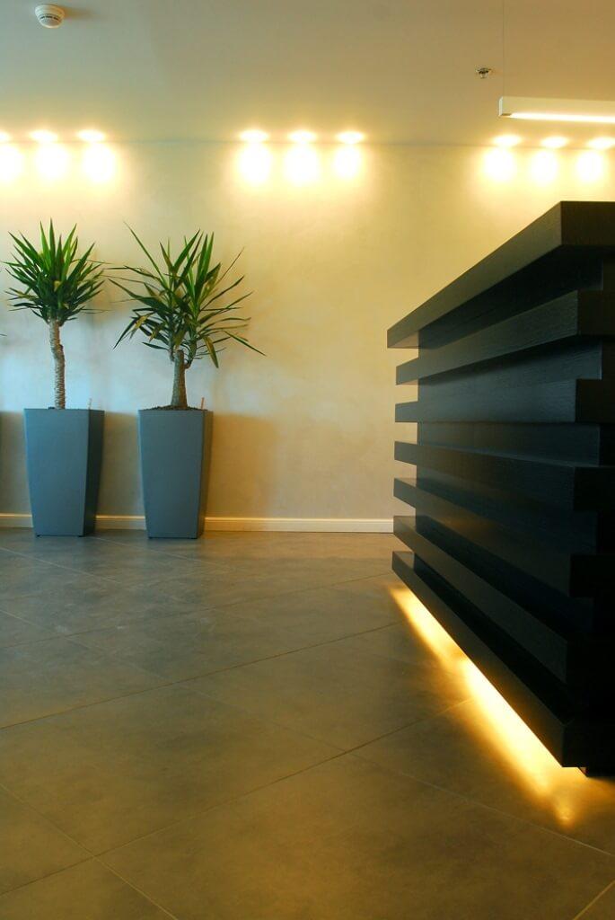 עיצוב משרד חמים