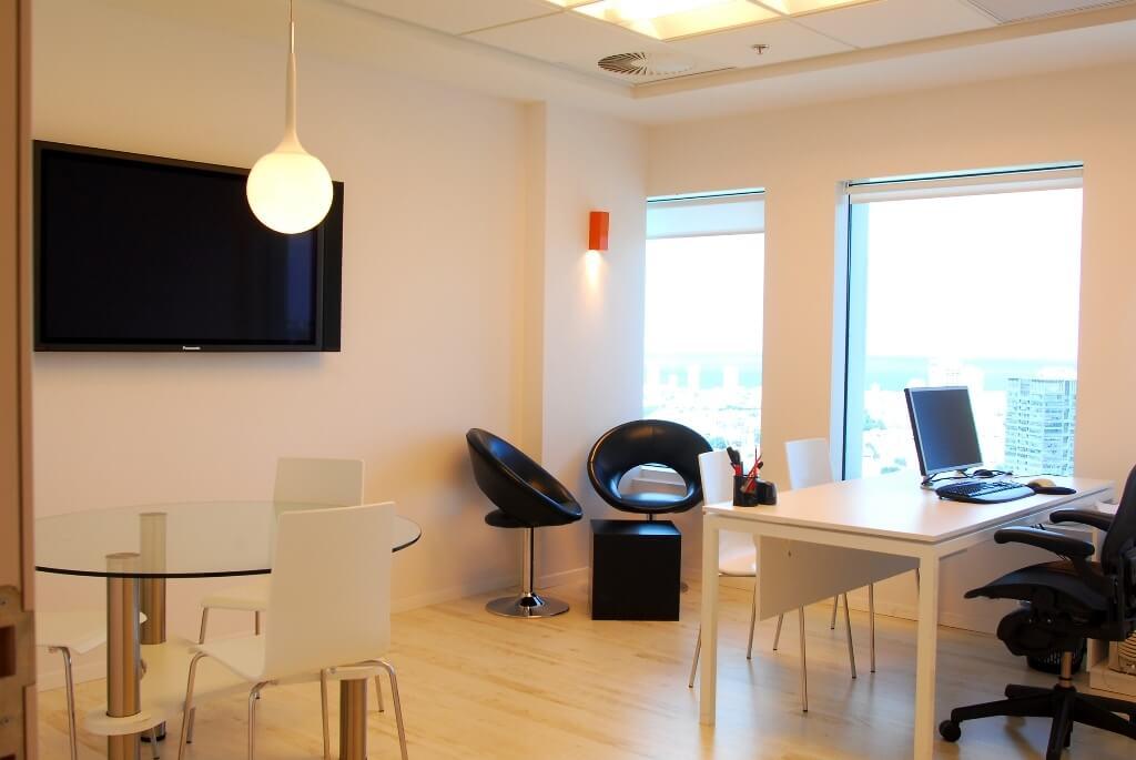 עיצוב משרדי יוקרה