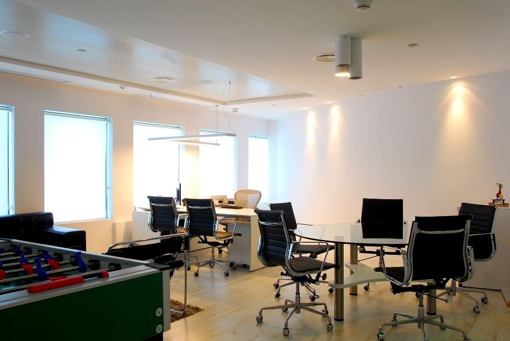 עיצוב משרד הייטק