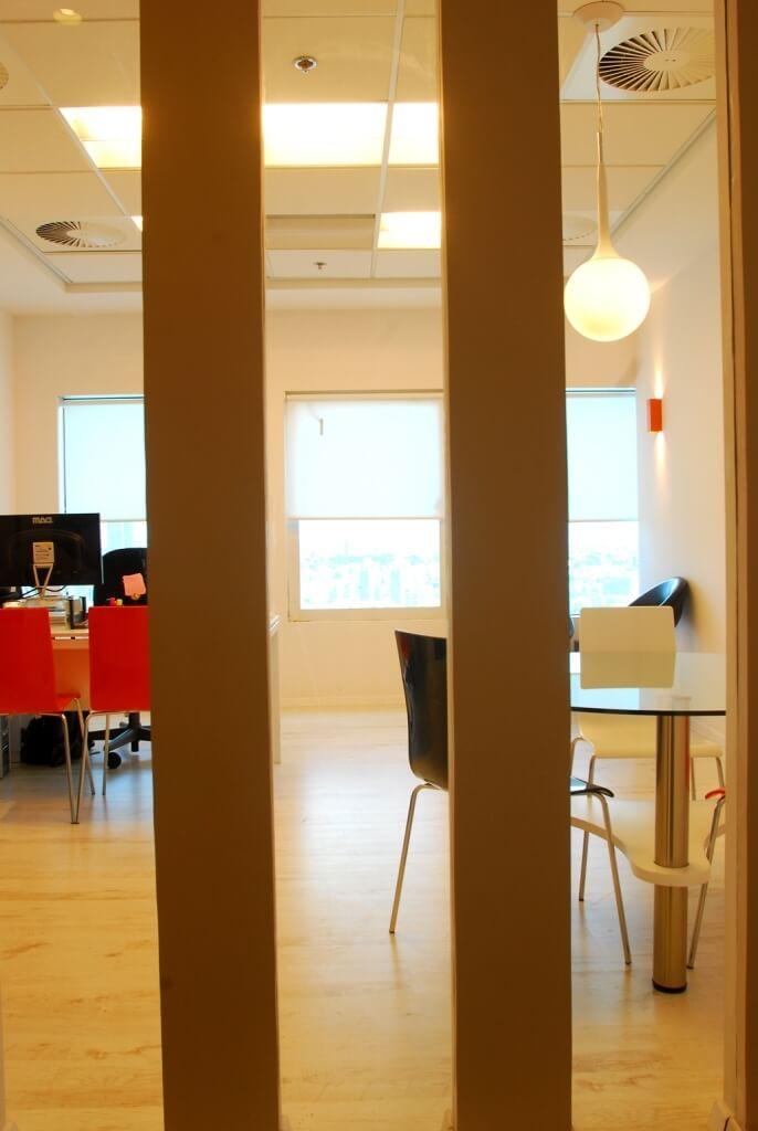 עיצוב ותכנון משרדי הייטק