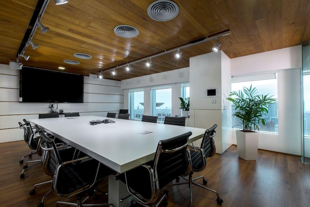 עיצוב משרד של שניידר